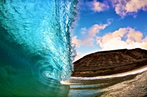 Wave Photo / Wave art