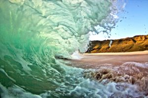 wave photographer / Wave photo