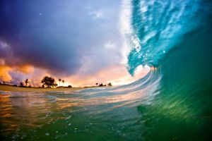colorful wave / wave photos