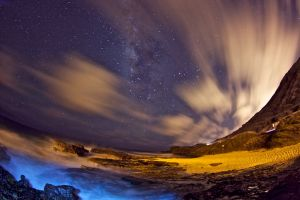 Milky Way Photo / Milky Way Hawaii