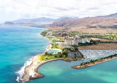 Helicopter Photography Hawaii
